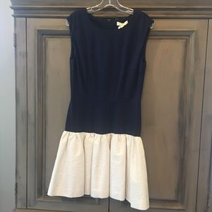 "Erin ""Hepburn"" dropwaist dress"